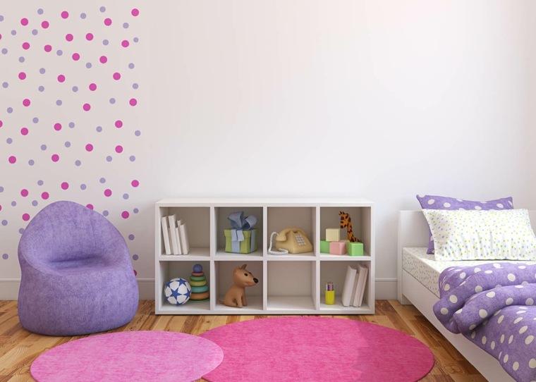 dormitorio nina deco moderna