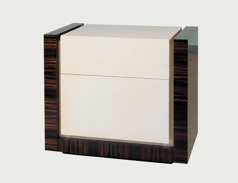 ebano elegantes mesas colores intensos blanco
