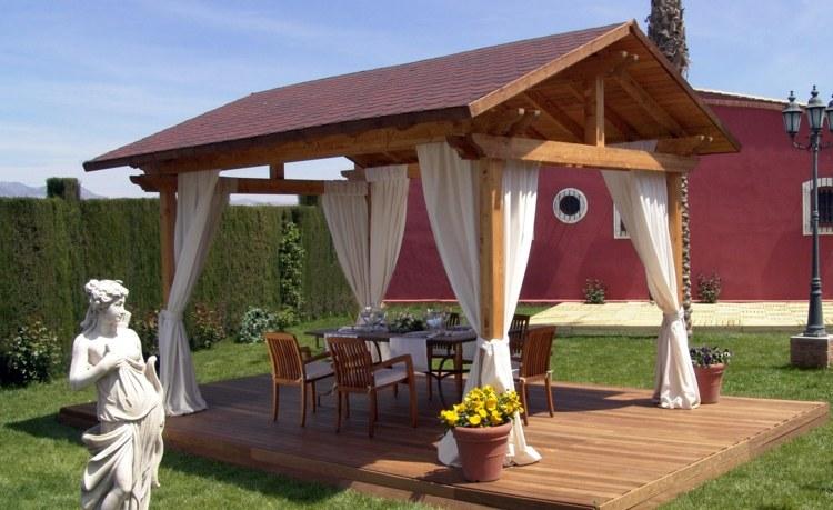 esculturas patios generales fuentes cortinas