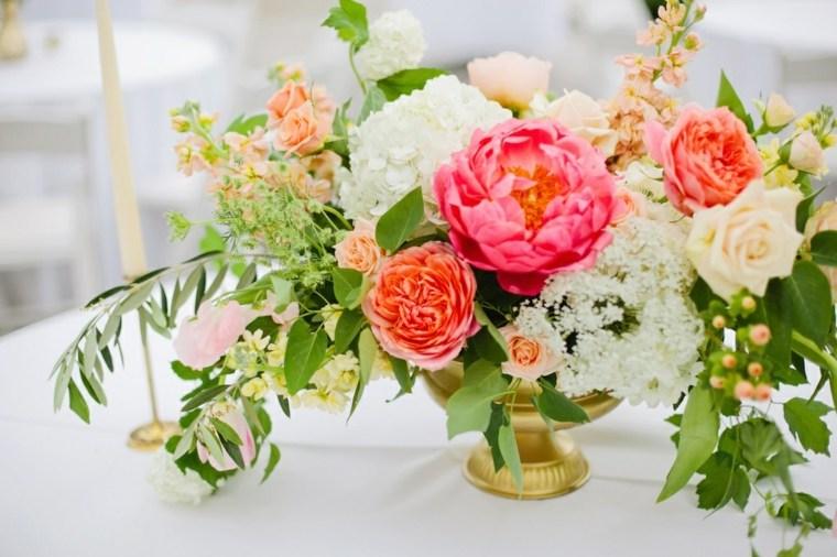 Decoracion para bodas en verano cuarenta y dos ideas - Decoracion floral para bodas ...