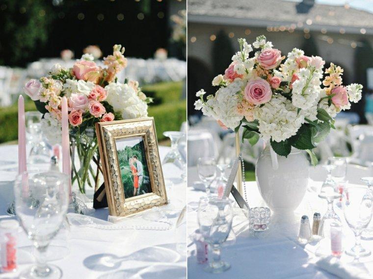 estupendos centros mesa deco boda