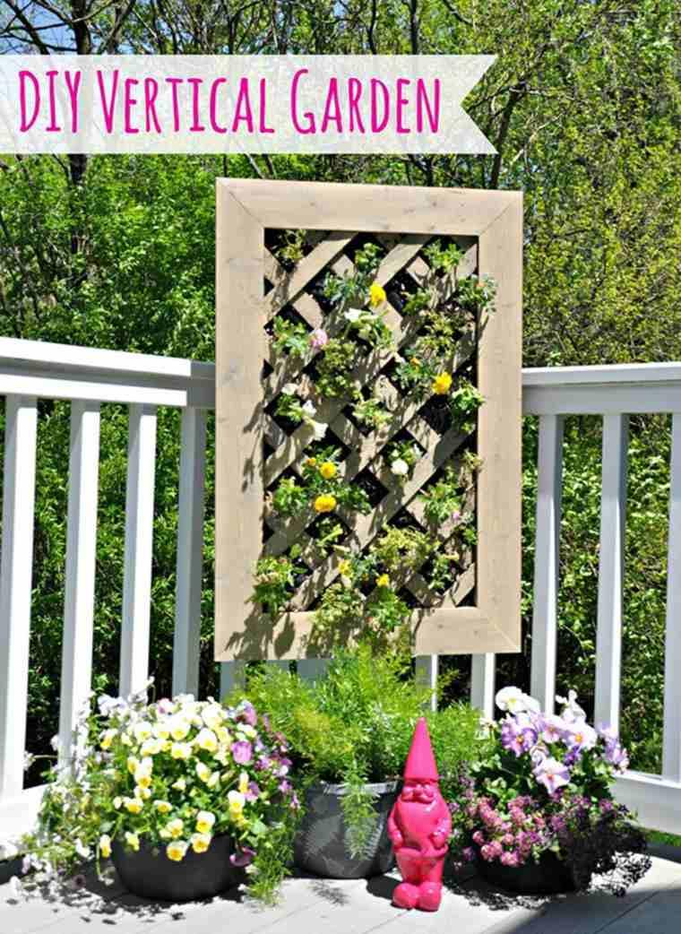 estupendo panel jardin terrazavertical