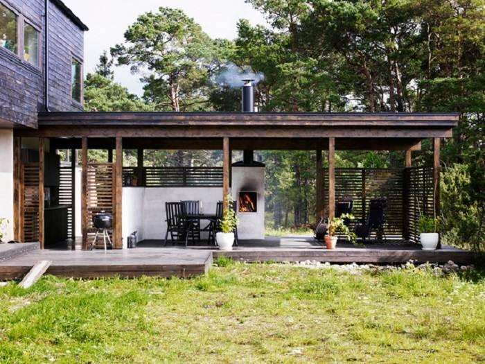 expertos contrastes piezas muebles plantas