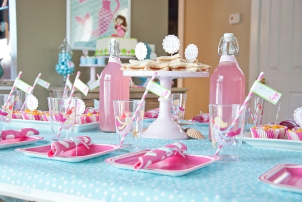 Fiestas infantiles 24 ideas para el cumplea os del ni o - Fiestas cumpleanos ninos en casa ...