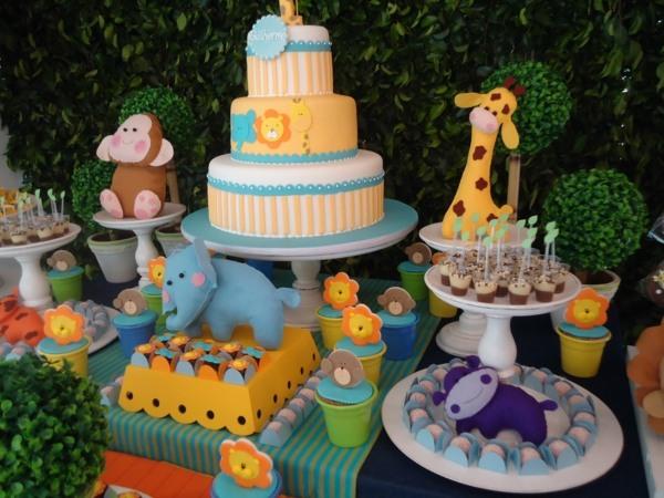 Fiestas infantiles 24 ideas para el cumplea os del ni o - Ideas fiestas tematicas ...