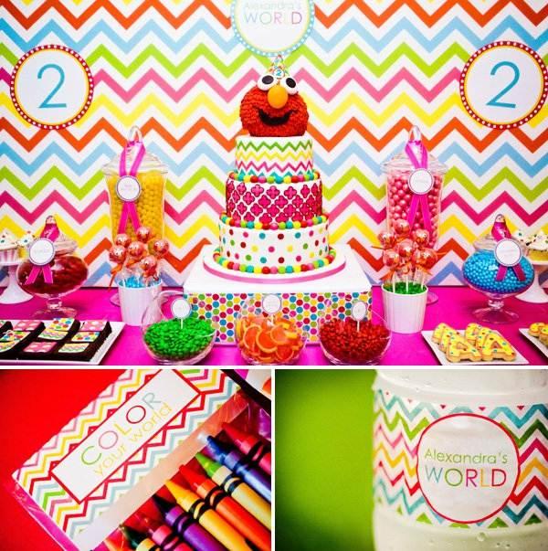 fiestas infantiles ideas para cumpleaos muy coloridos fiestas cumpleanos ninos papel pared colorido ideas