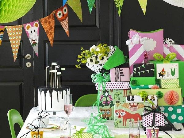 fiestas infantiles decoracion mesa regalos ideas