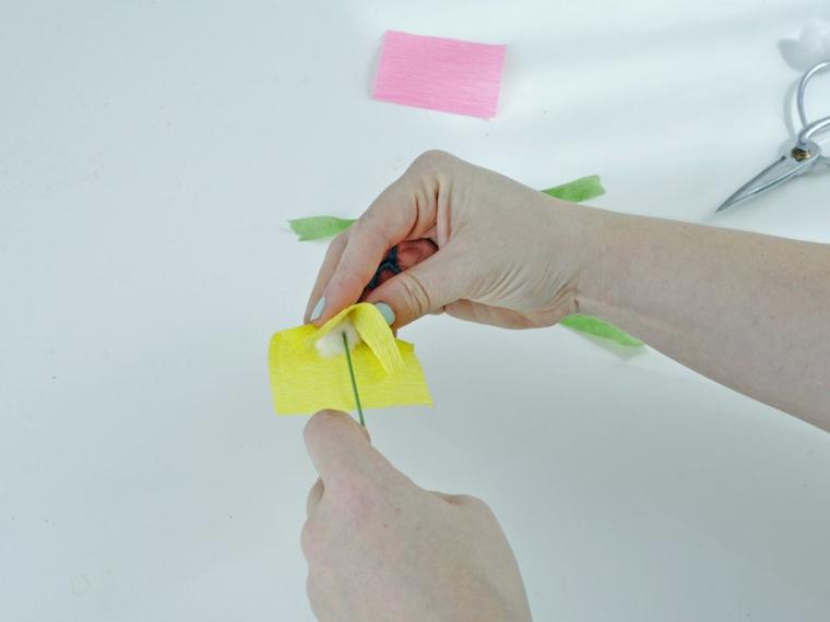 originales formas hacer flores papel