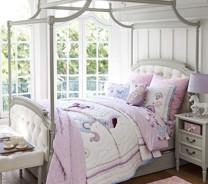 Habitacion niña e ideas originales para el diseño -