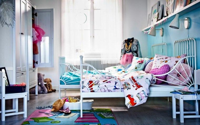 habitacion juvenil moderna varios colores