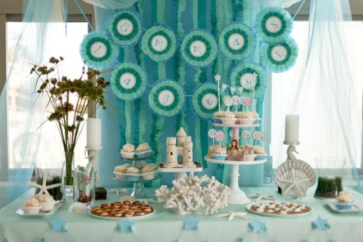 ideas decoracion cumpleaños marinera fiestas colores