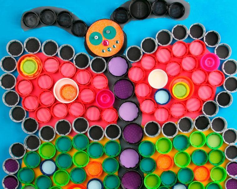 Ideas decoracion baratas y bellas reciclar de forma - Reciclar cosas para decorar ...
