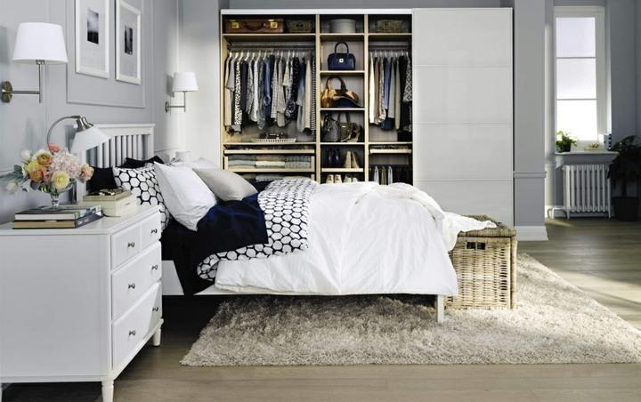 Ideas para dormitorios 12 opciones moderanas - Muebles modernos para habitaciones ...