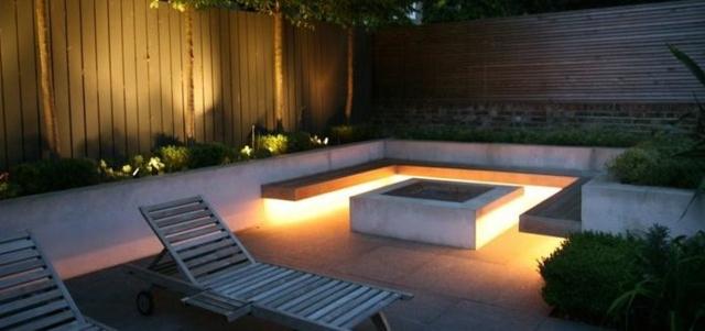 Iluminacion exterior varios consejos a seguir for Iluminacion arboles jardin