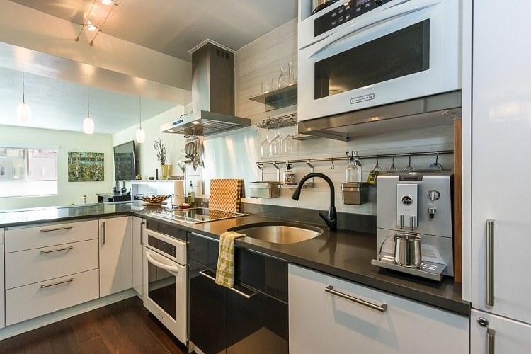 Interiores de casas renovadas con atractivos detalles for Remodelacion de casas interiores