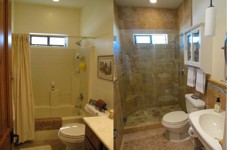 elegantes baño colores estilos fuentes