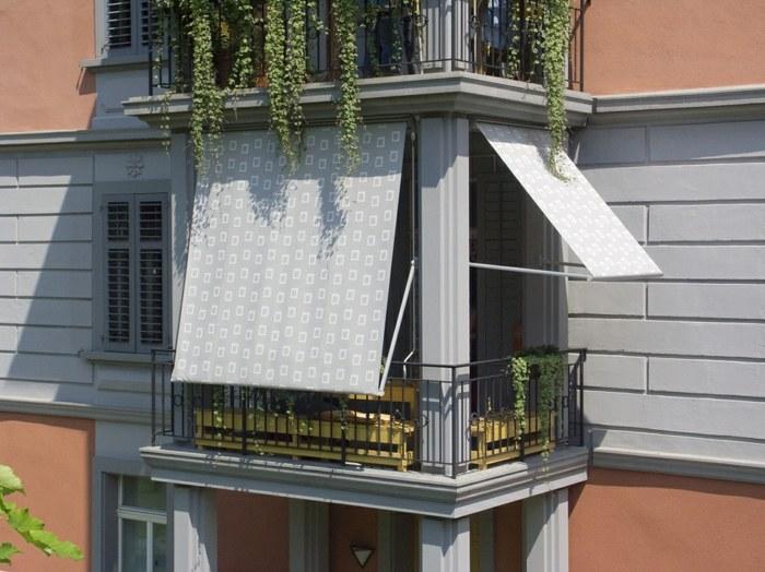 balcon proteccion ideas plantas colgantes