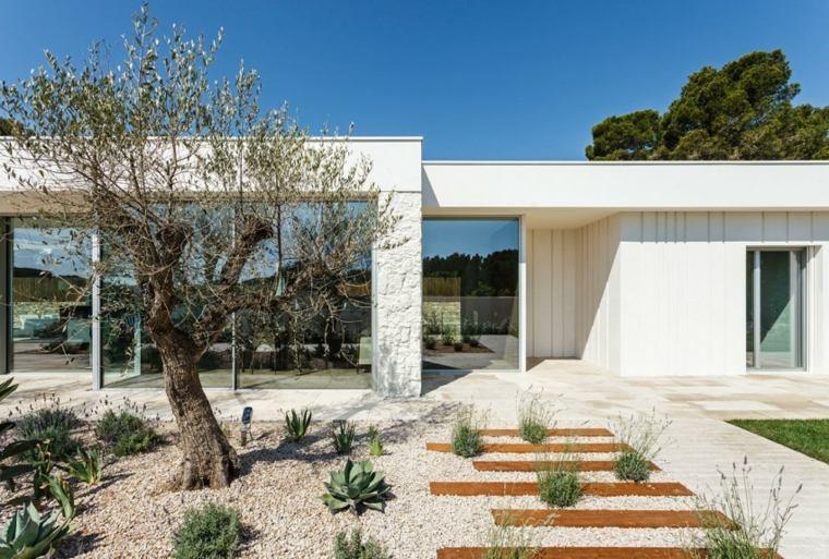 jardin casa disenada Costa Calsamiglia Arquitecte ideas