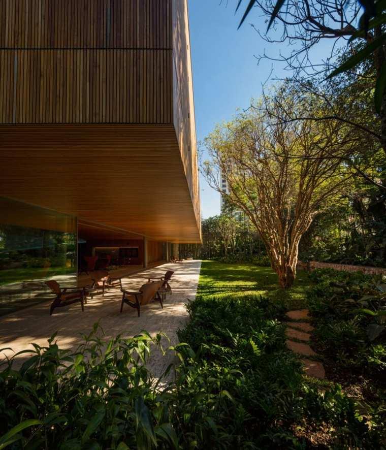 jardin casa disenada Studio mk27 ideas