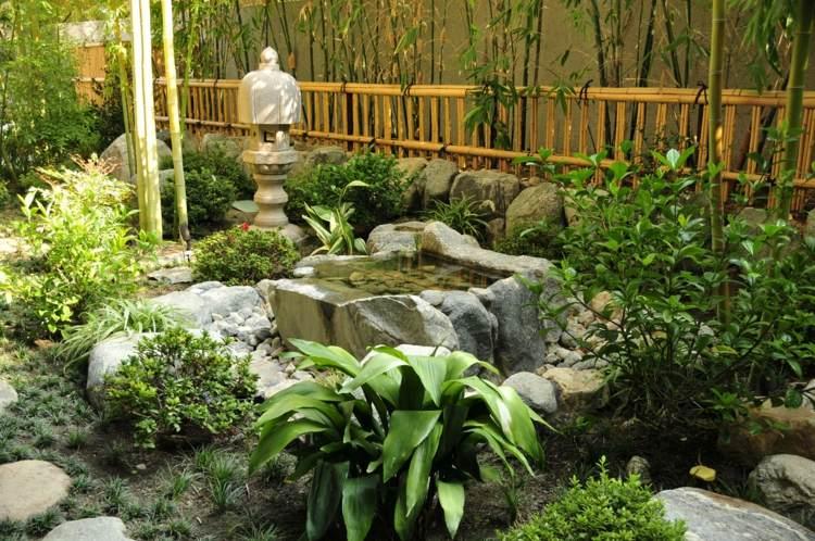 jardin japones jardineria bambu suelos colores