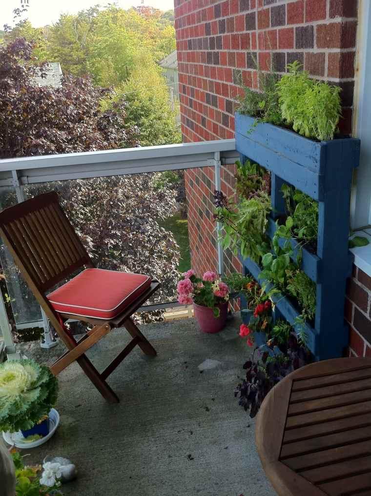 Jardin vertical con palets incre bles dise os f ciles de for Ideas con palets para jardin