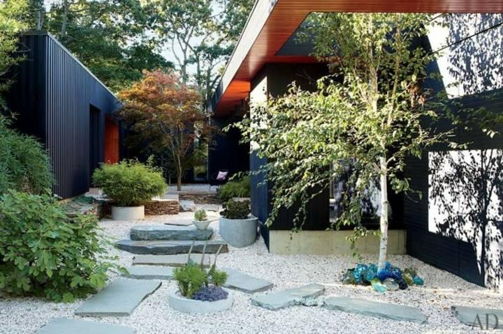 Jardin zen meditacion en ambientes inspiradores - Meditar en casa ...