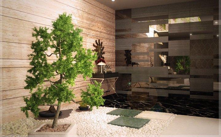 Jardin zen meditacion en espacios de armonu00eda y elementos sobre su ...