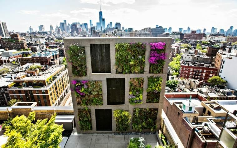 Jardineria terraza atico ideas paisaj sticas para este - Jardines en aticos ...