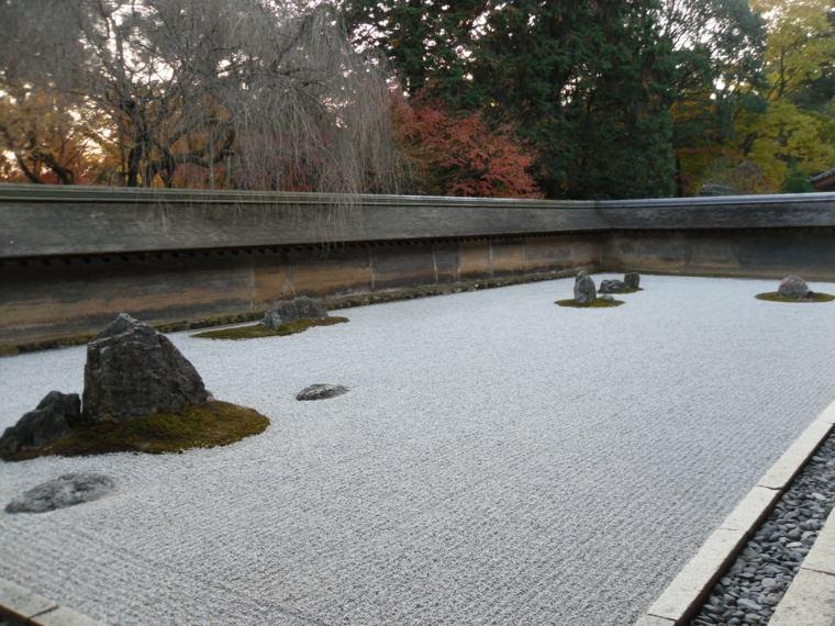 jardines zen autentico meditacion