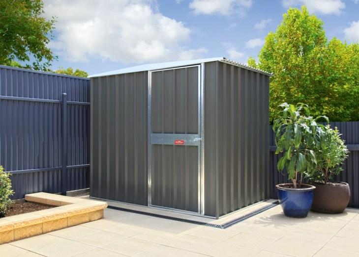 Jardines almacenamiento funcional en cobertizos pr cticos for Cobertizos para jardin