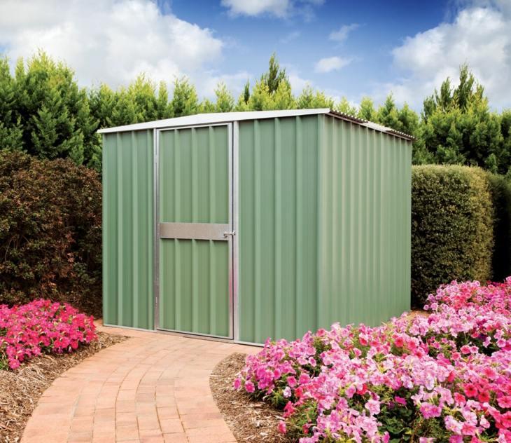 jardines almacenamiento sistemas funcionales rosado