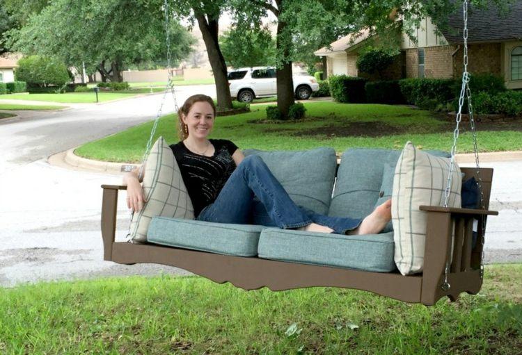 jardines detalles sofa condiciones cojines suelos
