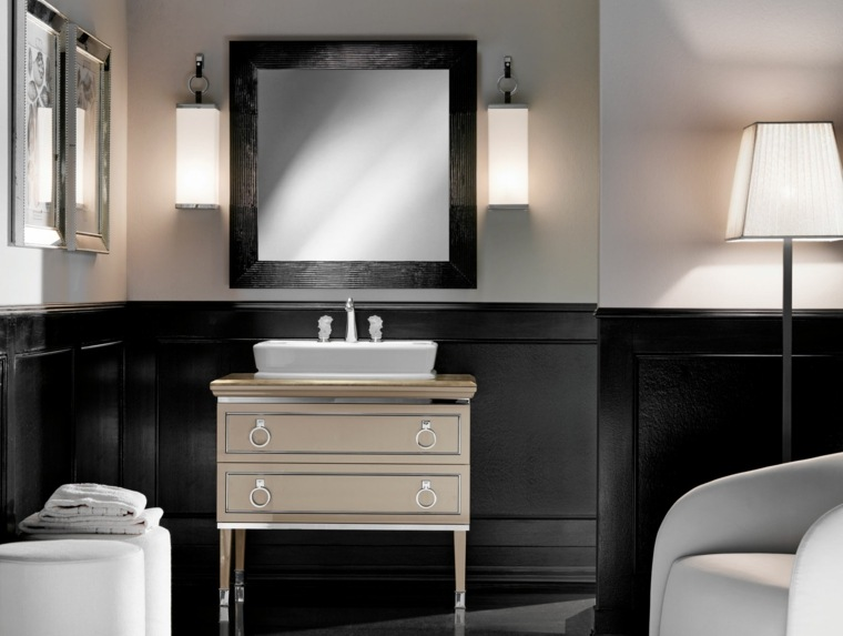 Baños Diseno Clasico:lavabo bano diseno clasico italiano simple ideas