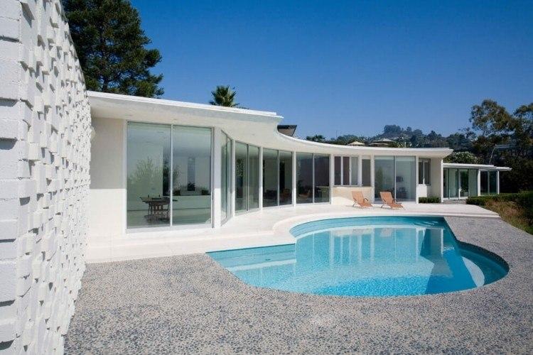 bloques de hormigon controles soluciones diseño piscinas