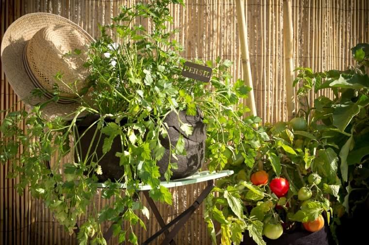small home garden pots