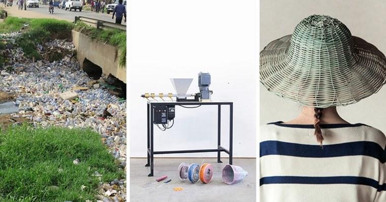 Maquinas para reciclar objetos de pl stico de dave hakkens for Reciclar objetos