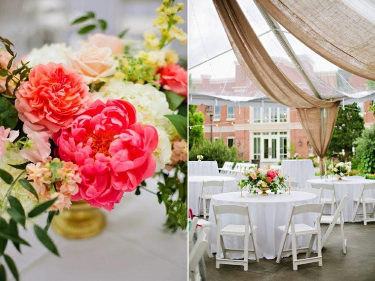 mesa boda bonita decoraciónm