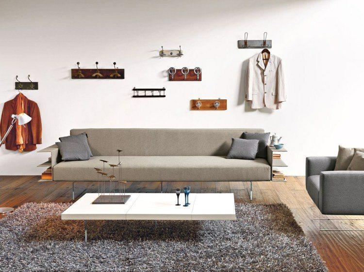modelos sofás modernos salon