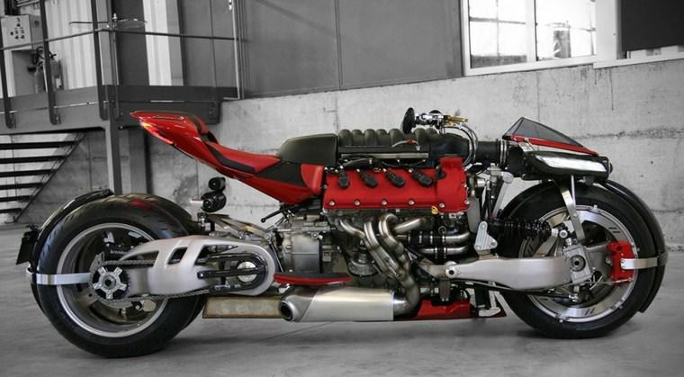 motocicletas estilos cadenas lateral mueseos