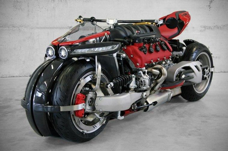 motocicletas estilos conceptos elegantes salones
