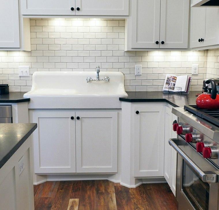Muebles de cocina estilo retro de cocinas con este estilo - Estilo vintage muebles ...