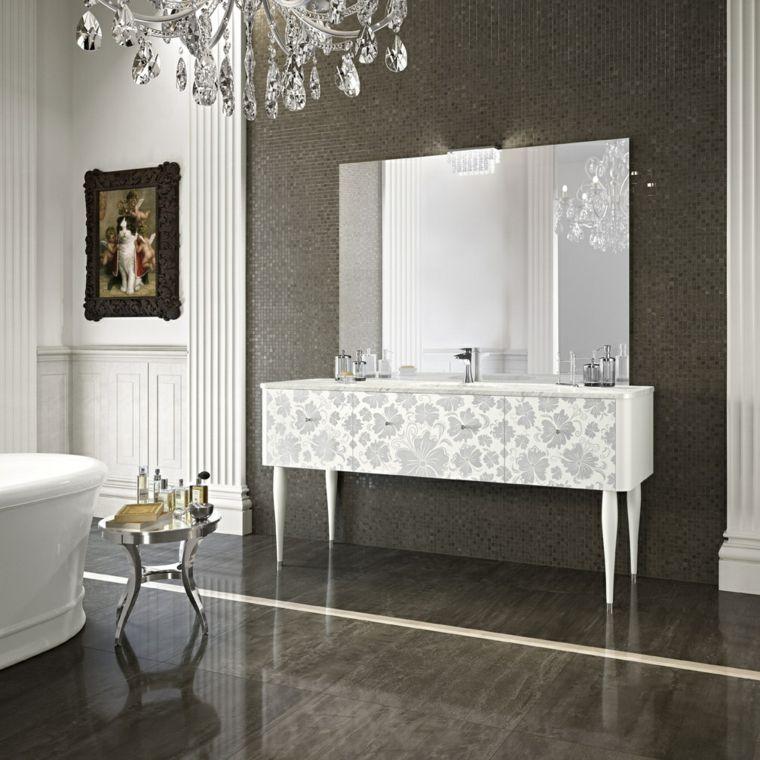 Muebles de ba o italianos con dise o cl sico for Muebles salon diseno italiano