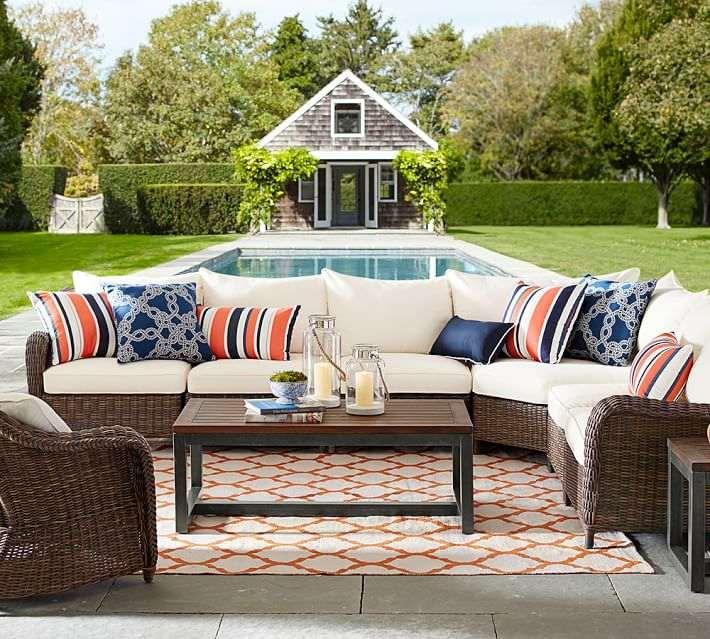 Muebles de terraza baratos o caros consejos e ideas for Sofa exterior barato