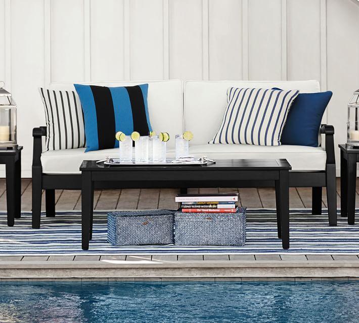 Muebles de terraza baratos o caros consejos e ideas for Sofa terraza madera