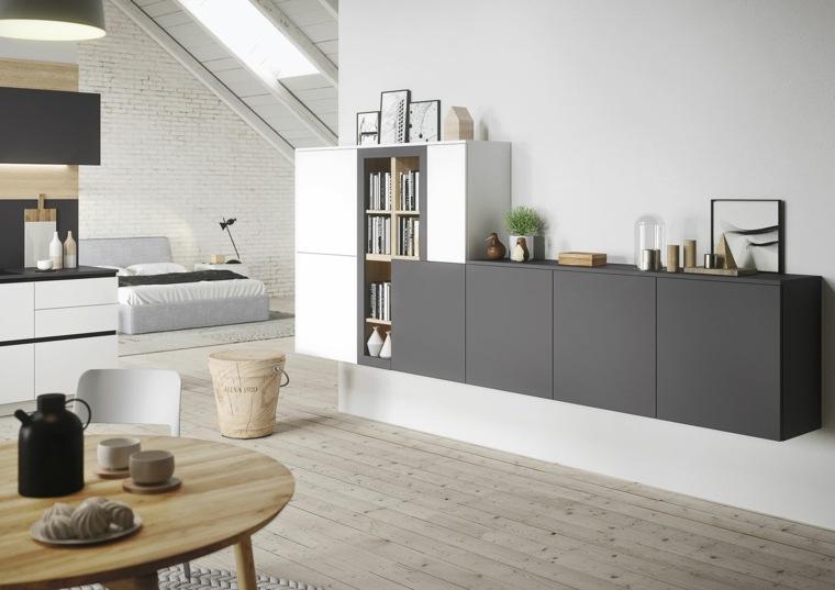 muebles modulares diseño snaoiero