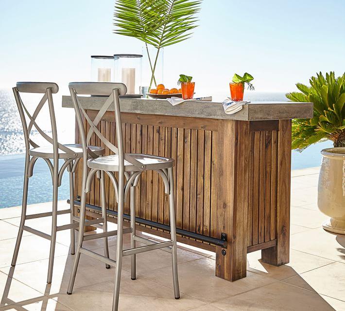 Muebles de terraza baratos o caros consejos e ideas for Sillas modernas altas