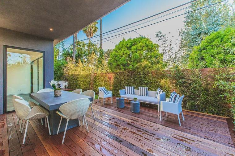 muebles terraza modernos disenada Apel Design ideas