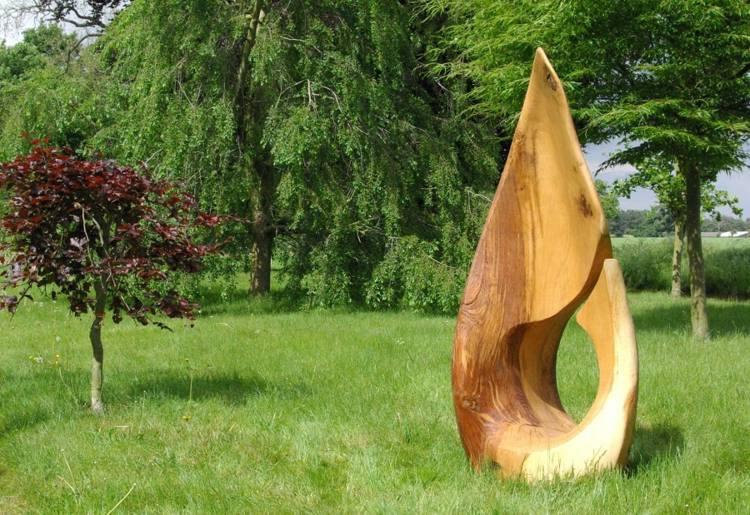 muestras elegantes madera sencilla salas