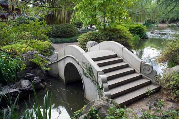 natural elegantes frescos rocas muebles canales