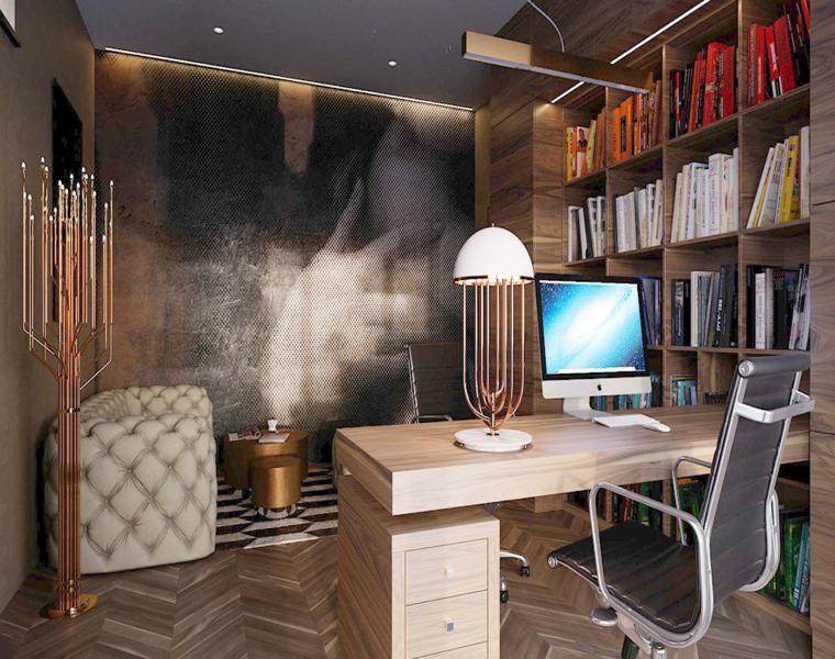 oleksii Karman diseño despacho